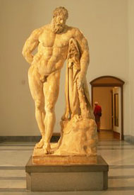 Hercules and Carlos, Naples Museum