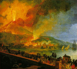 Vesuvius in Action